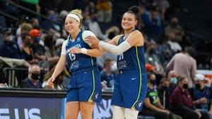 Collier, McBride help Lynx beat Liberty