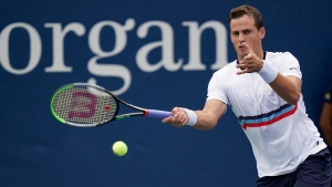 Morning Coffee: Pospisil's epic comeback highlights strong start for Canadians at US Open