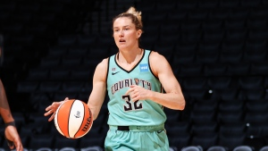 Liberty's Whitcomb out 10-14 days with ankle injury
