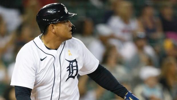 Cabrera drives in 4 runs as Tigers top Royals