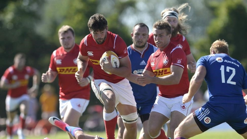 Canada defeats U.S. Eagles in first leg of Rugby World Cup qualifier