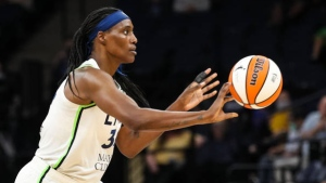 Lynx star Fowles named WNBA Defensive Player of Year for 4th time in career