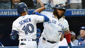 Jays trio named finalists for MLBPA awards