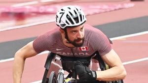 Veteran wheelchair racer Lakatos is Canada's flag-bearer for Tokyo closing ceremony