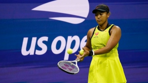 Osaka: 'I think I'm going to take a break from playing for a while'