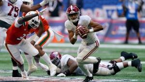 Bama highlights NCAA action on TSN2