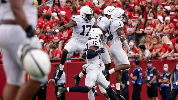 Defence helps No. 19 Penn State edge No. 12 Wisconsin