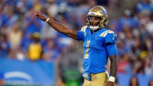 Thompson-Robinson leads UCLA to upset win over No. 16 LSU