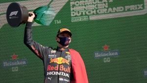 Superb Verstappen thrills home crowd to win Dutch GP