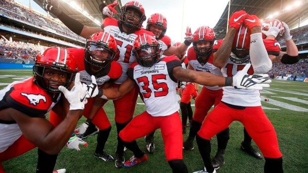 Stampeders look to win two straight for the first time this season