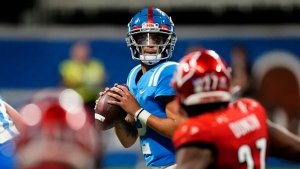 Corral throws for 381 yards, Ole Miss beats Louisville