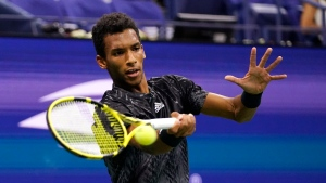 Auger-Aliassime looks to reach Finals at US Open Friday on TSN