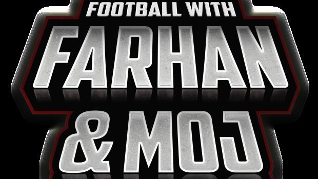 Football with Farhan and Moj