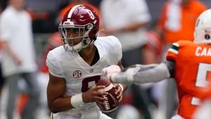 Alabama QB Young headlines CFL negotiation list reveals