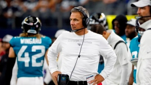 Veteran coaches Meyer, Culley debut as Texans host Jaguars
