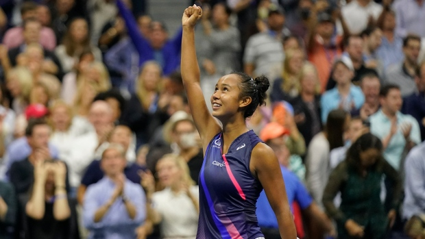 Canadian Fernandez advances to US Open final with victory over Sabalenka