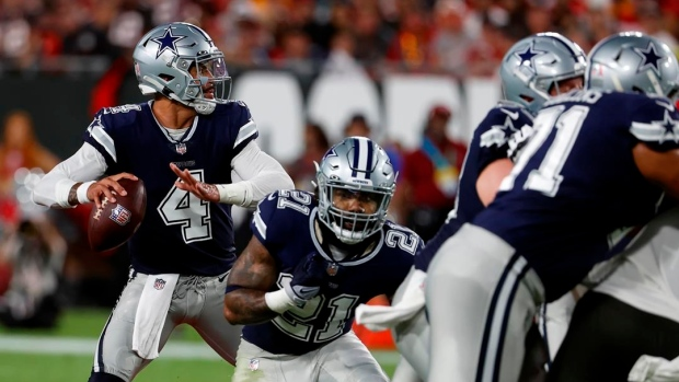 Prescott, Cowboys show promise, but have to change history