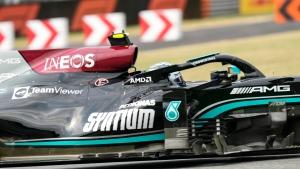 Bottas edges out Hamilton, Verstappen in sprint qualifying