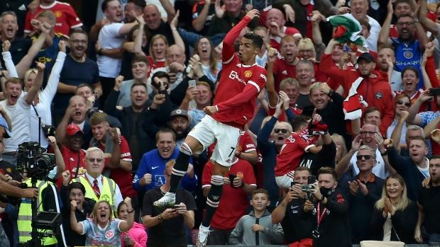 Ronaldo makes triumphant return as United hammers Newcastle
