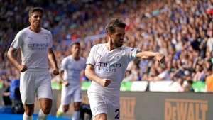 City earns third straight win by beating Leicester