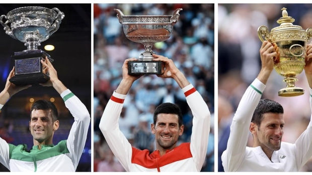Djokovic bids for history at US Open