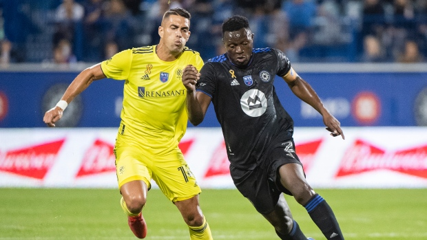 CF Montreal home unbeaten streak snapped in loss to Nashville