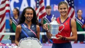 Raducanu beats Fernandez to win US Open