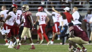 Florida State's Norvell calls loss to Jacksonville State 'totally unacceptable'