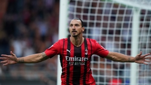 Ibrahimović scores after seven minutes as AC Milan stays perfect