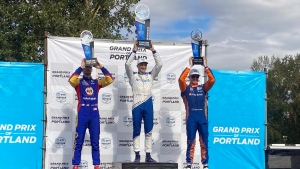 Palou recovers in Portland for third win and IndyCar lead
