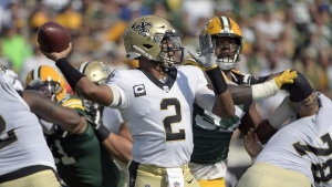 Winston, Saints, overcome displacement, pound Packers