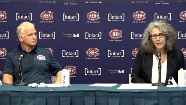 Canadiens launch program on awareness of consequences of sexual cyberviolence