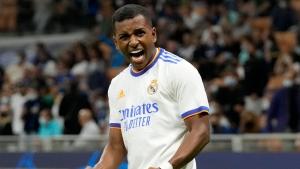 Last-gasp Rodrygo goal sees Real Madrid beat Inter