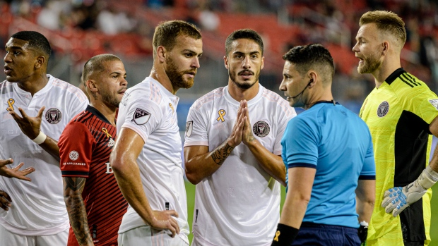 TFC in search of answers after controversial call in loss to Inter Miami