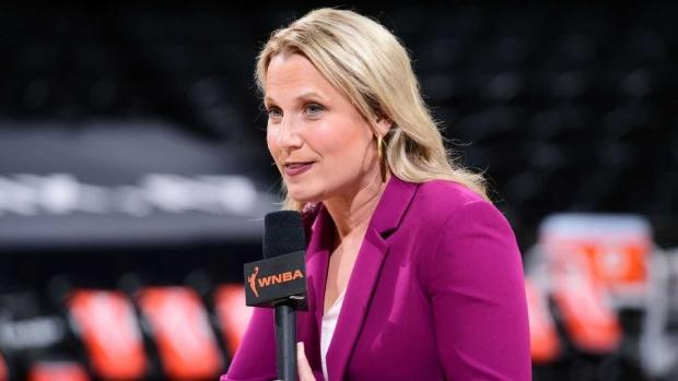 Bucks make Lisa Byington first female full-time TV play-by-play announcer in major men's pro sports