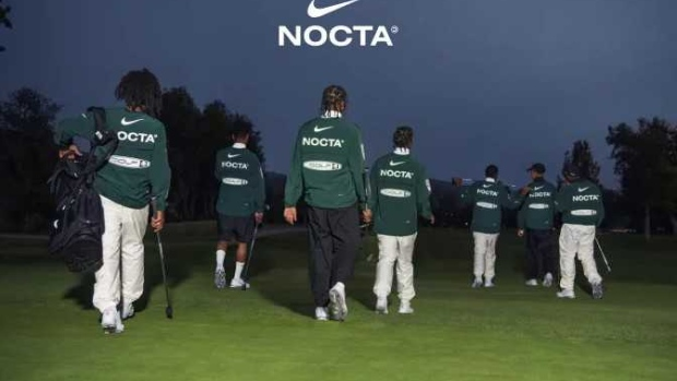 Nike and Drake reveal NOCTA golf collection