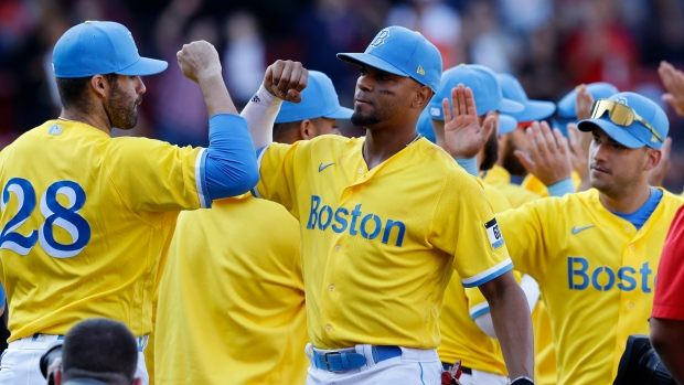 Bogaert Red Sox top Orioles for fourth win in row