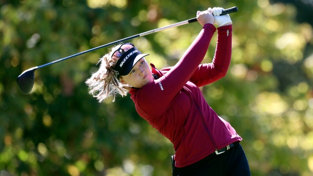 Henderson rallies in final round to tie for second in Shoprite Classic
