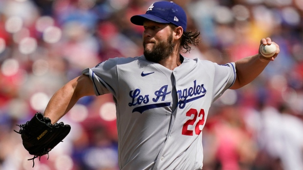 Kershaw first win since June, Dodgers top Reds