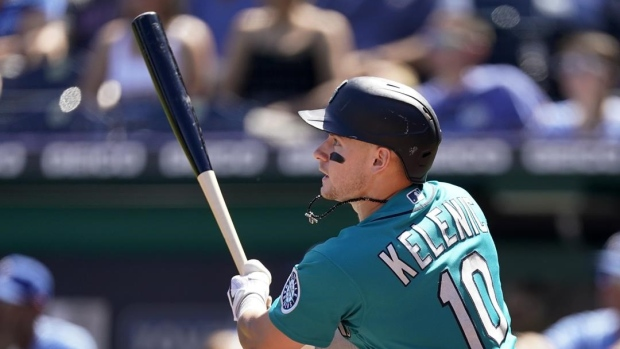 Kelenic big game lead Mariners over Royals