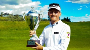 Du Toit captures ATB Financial Classic in his hometown