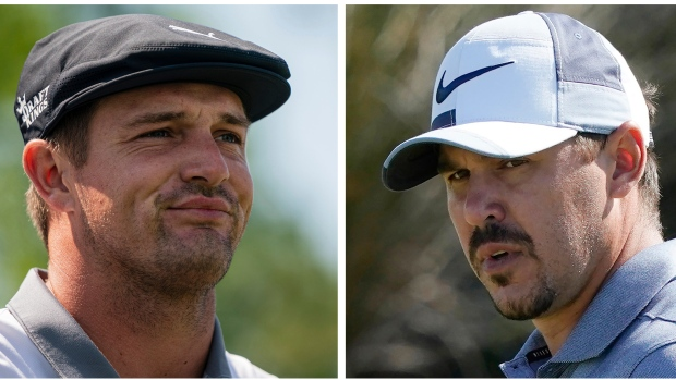 Koepka, DeChambeau to face off in made-for-TV match in Vegas
