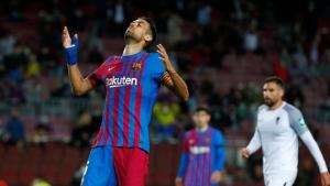 Barcelona held by winless Granada at Camp Nou