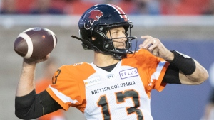 Alford, Lawrence and Reilly all honoured as CFL's weekly top performers