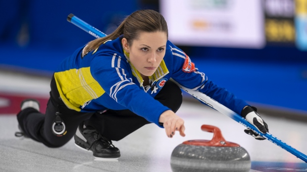 Olympic curling journey continues this week in capital