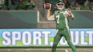 Roughriders, Fajardo poised to become CFL road warriors