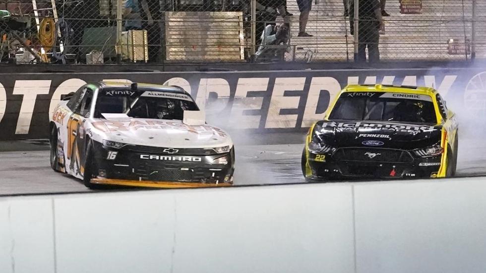 Allmendinger and Cindric primed for NASCAR title fight