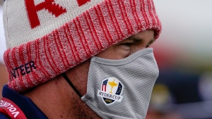 'COVID Envelope' contingency plan in place at Ryder Cup in event player tests positive for virus