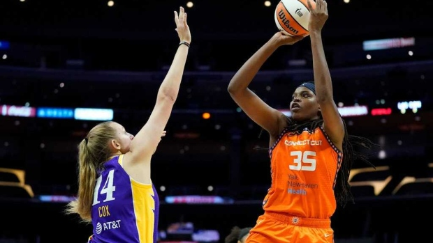One reason to root for each team in the 2021 WNBA Playoffs