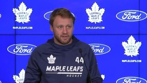 Takeaways from the opening day of Leafs training camp